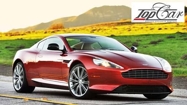 Rent an Aston Martin DB9 GT Monaco