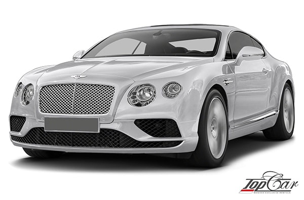 Rent Bentley GT Continental Monaco | Top Car