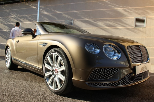 hire luxury car bentley gt continental now in cannes france, supercar rental service in cannes