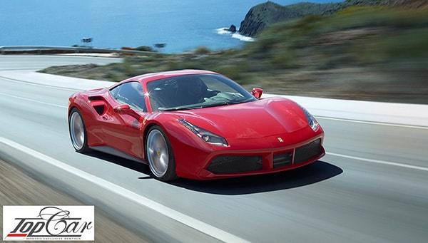 Rent Ferrari  Gtb Monaco