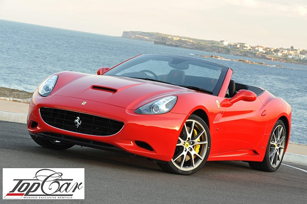 Rent Ferrari California Monaco