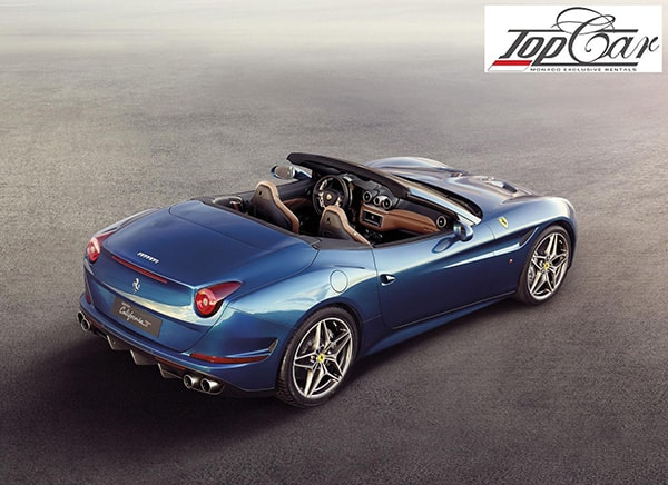 Rent Ferrari California T Monaco | Top Car