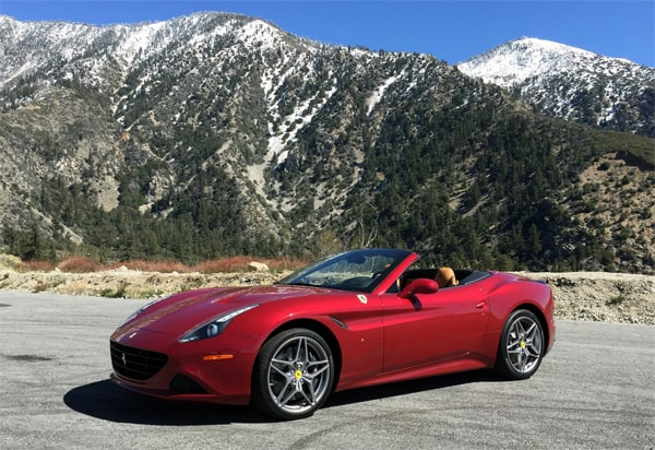 hiring ferrari california t in cannes for one day, rent new ferrari red for wedding in cannes