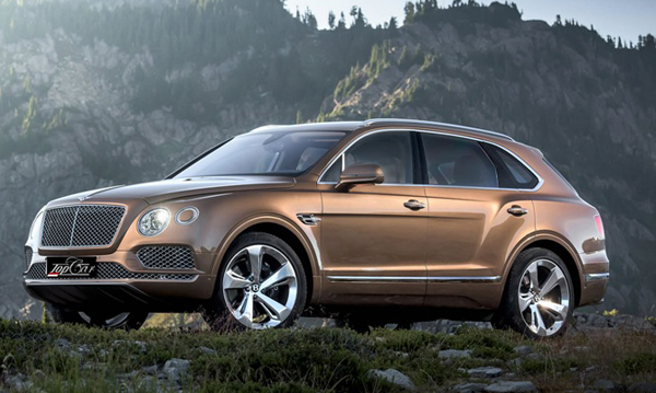 Hire new Bentley Bentayga in Zurich, Lugano, Geneva | TOP CAR MONACO