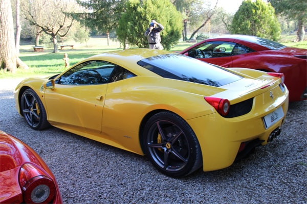 how to rent ferrari 458 italia in nice airport france, luxury car rental service in nice airport cote d'azur