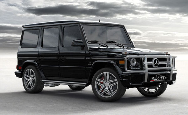 Rent Mercedes-Benz G63 AMG