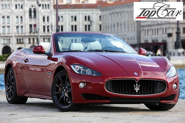 Hire Maserati Quattroporte For A Wedding Rent Cabrio Nice