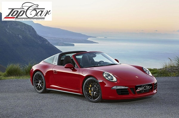 Rent Porsche 911 Targa Monaco | Top Car