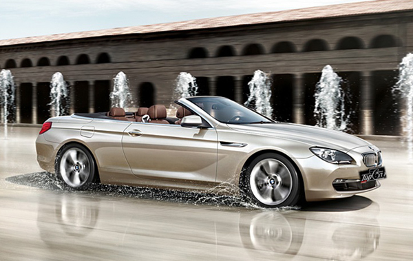 Rent BMW Serie 6 Cabriolet