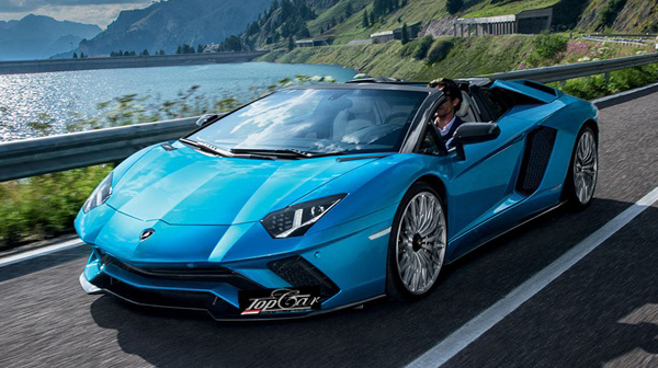 Lamborghini Aventador rental, hire sport car Europe | TOP CAR MONACO