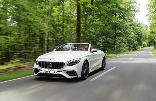 hire mercedes s63 amg cabrio in france, mercedes s63 cabriolet for rent in saint tropez