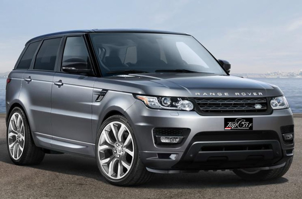 Range Rover Sport rental in France, Italy, Spain | TOP CAR ...