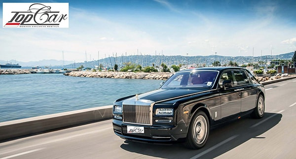 Rent Rolls Royce Phantom Monaco | Top Car