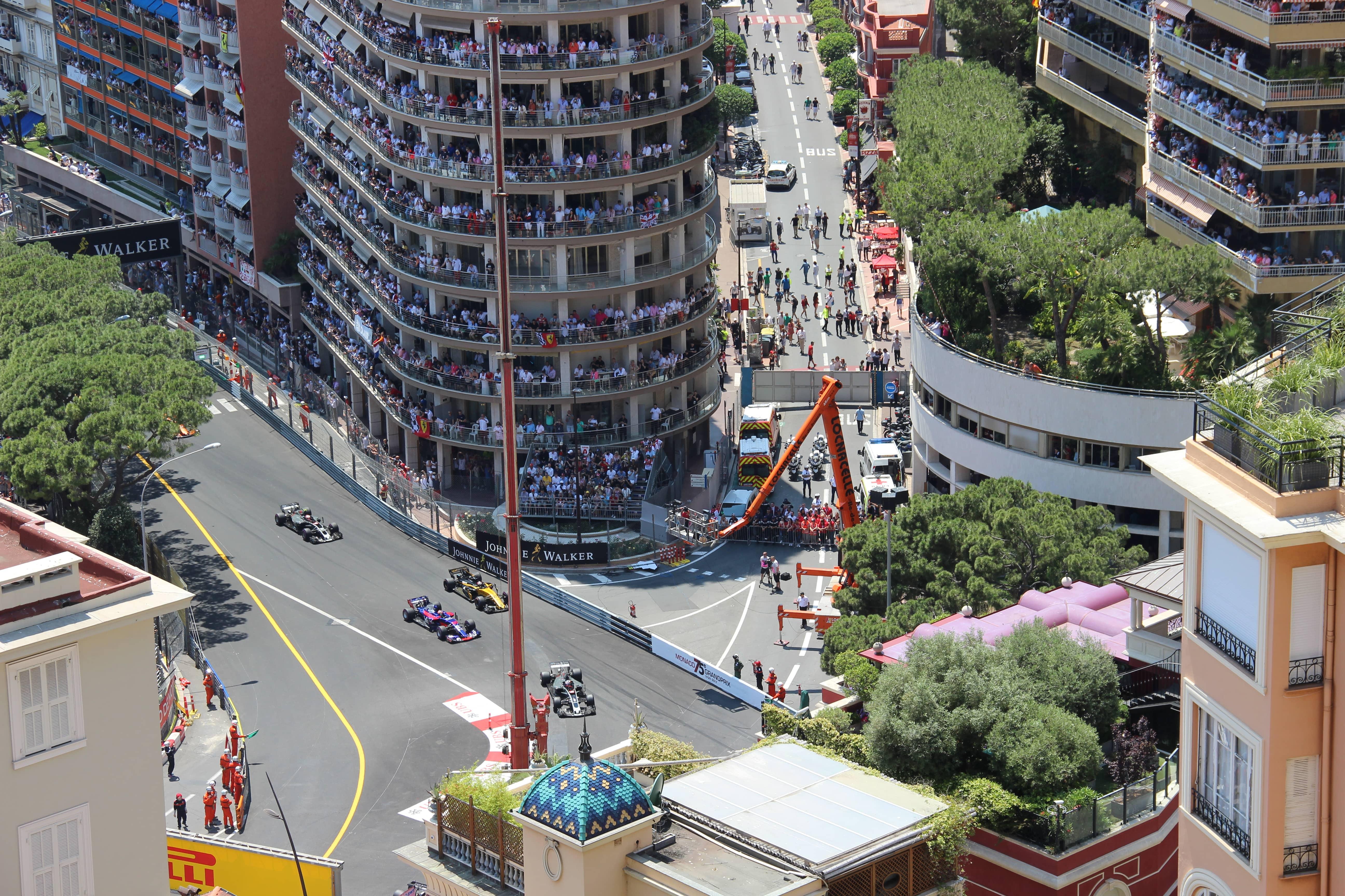 Circuito Monaco : Noleggia ferrari o lamborghini durante il gran premio di monaco