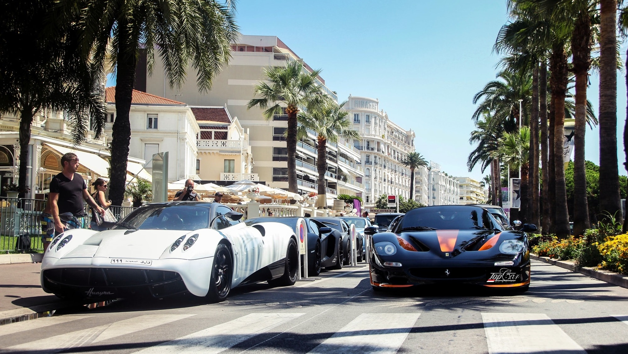 Exotic Car Rental Monaco