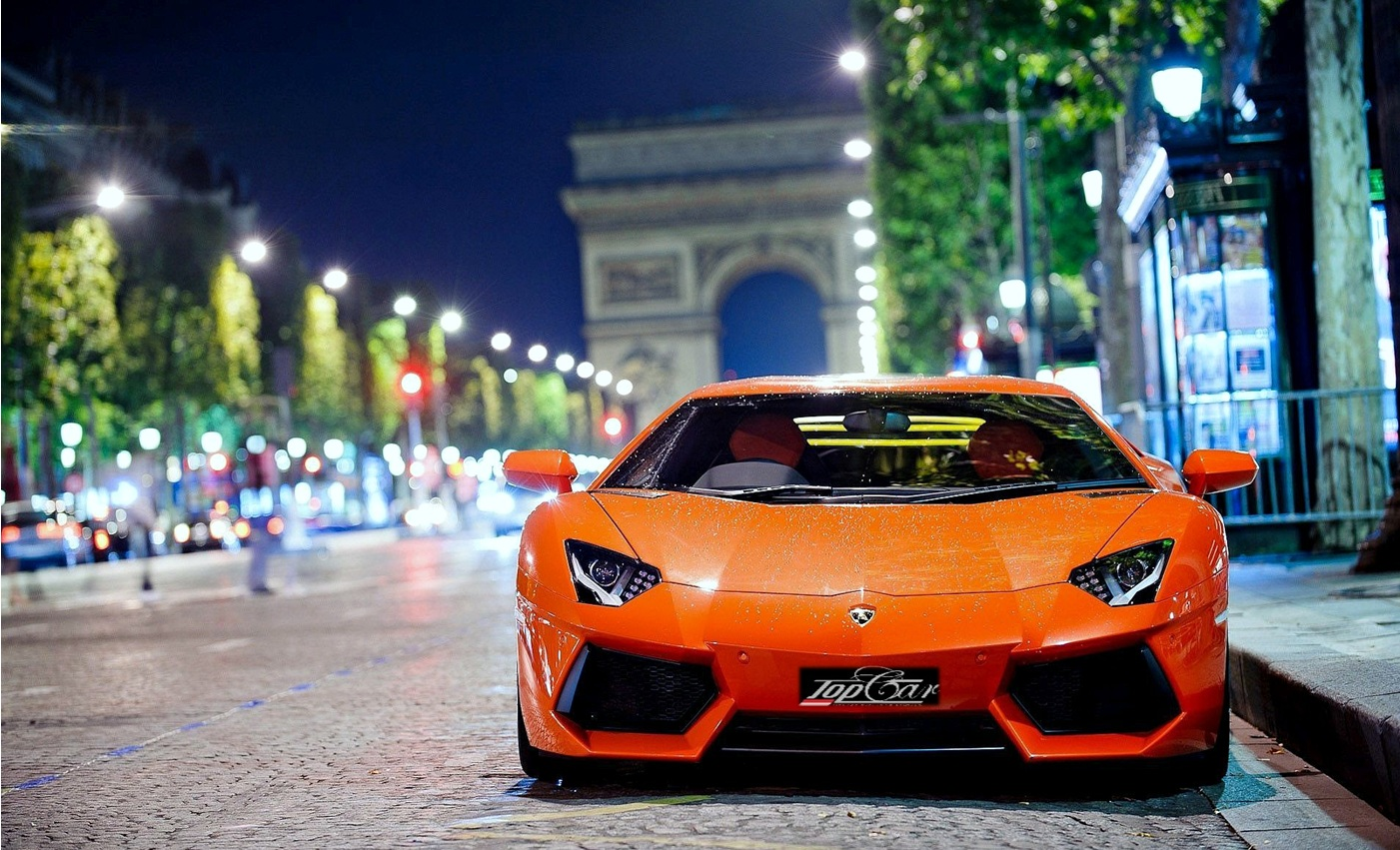 Rent Prestige Car In Paris